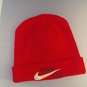 Nike Accessories - Nike Air wool blend read size M hat for men nwot